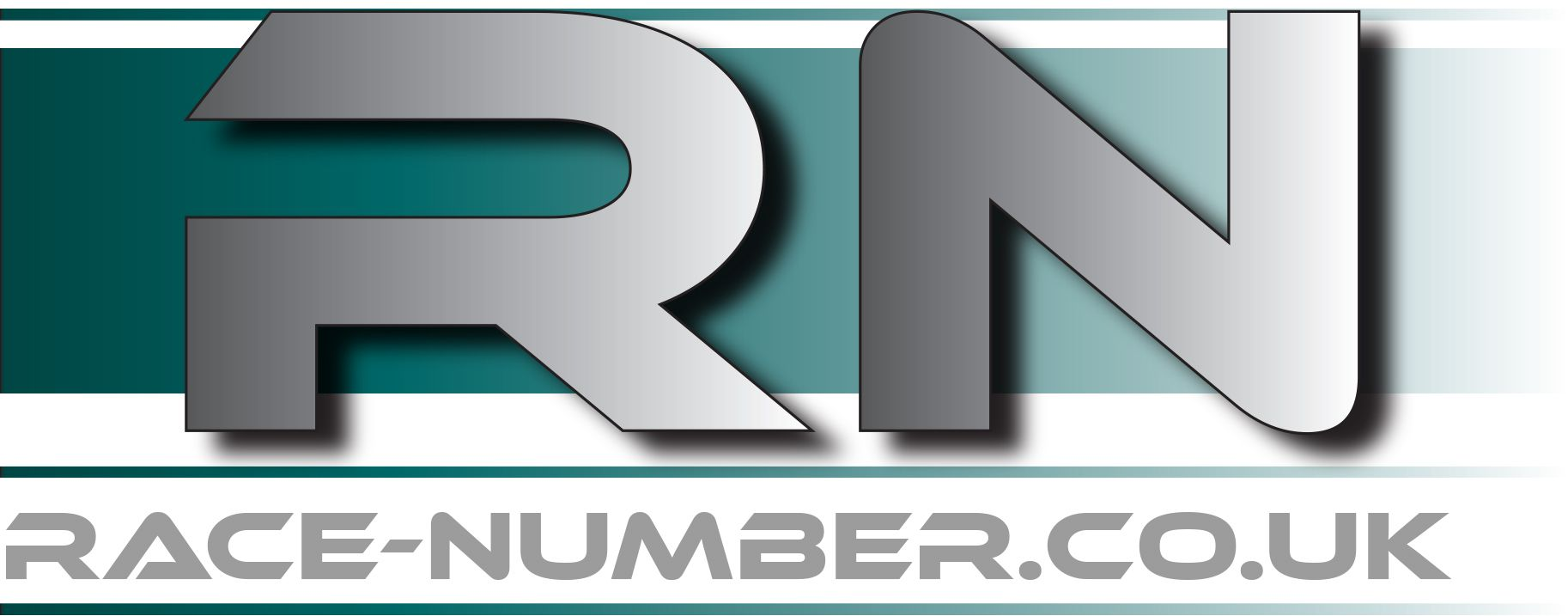 Logo race number main page